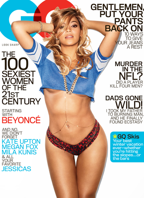 beyonce GQ US feb 2013