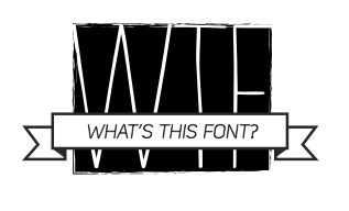 whats this font vanity fair