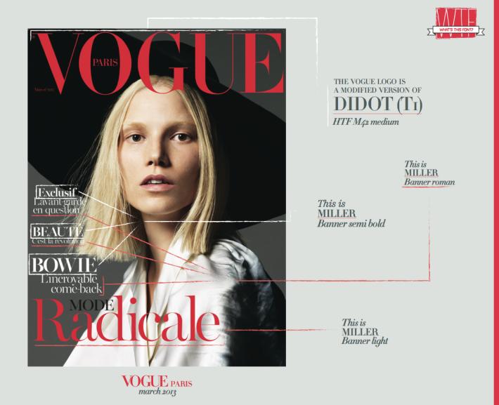 Vogue paris WTF
