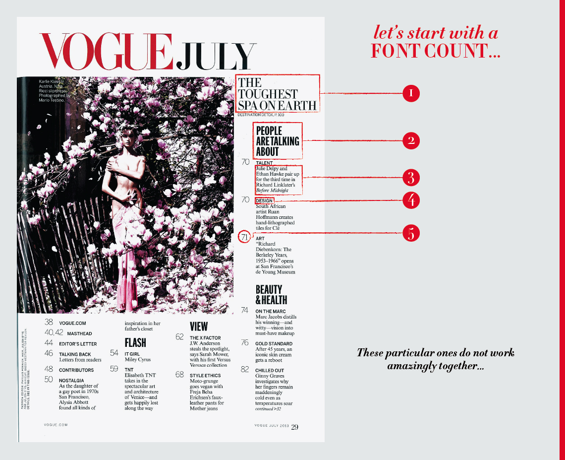 1000  images about magazine spreads on pinterest